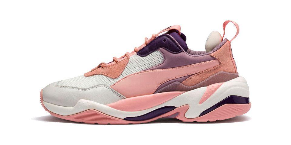 Puma Thunder Fashion Sneakers Basse Marshmallowpeach Bud SKU