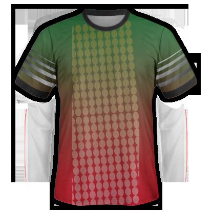 Design your customized Sportskit!! sportskit football