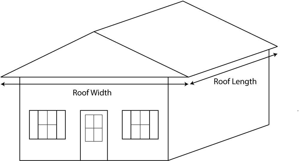 Roofing Material Calculator Estimate Bundles Of Shingles And Squares Inch Calculator Roofing Materials Roofing Roof Repair