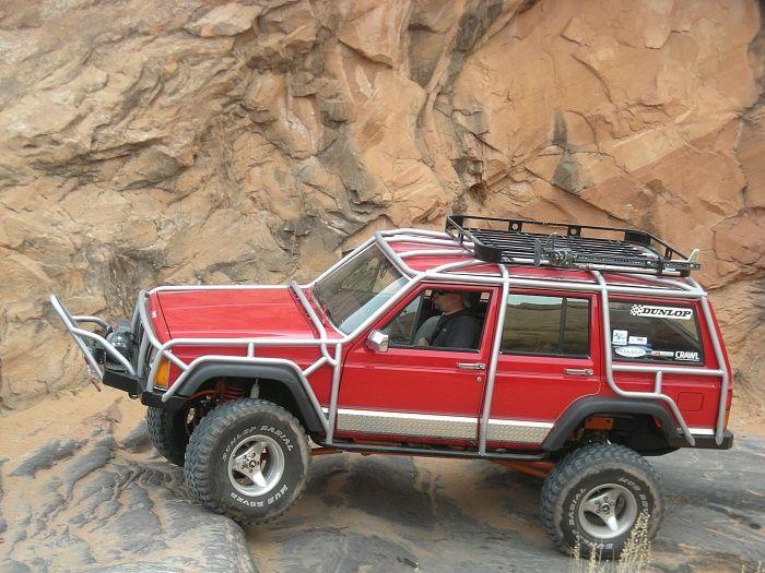 Perfect Exo Cage Jeep Cherokee Jeep Xj Jeep Suv