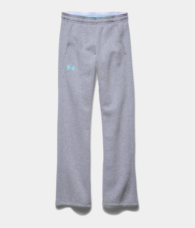 Girls' UA Rival Fleece Pant | Under Armour US