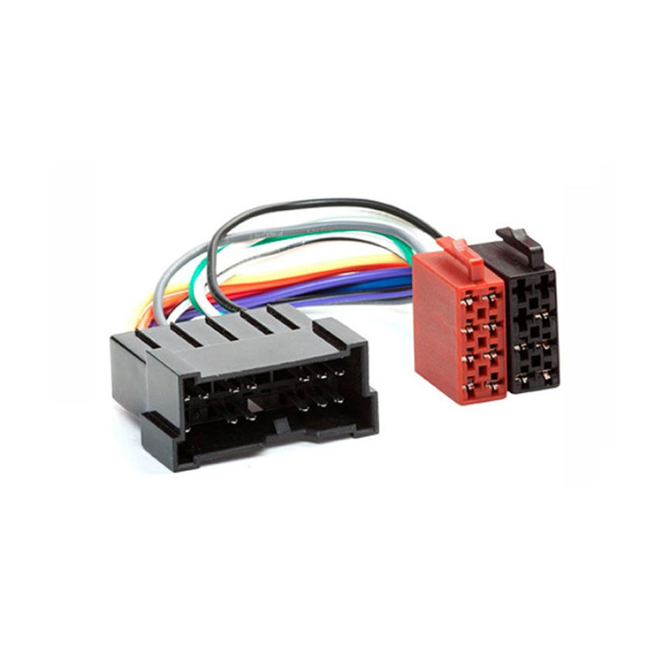 Super Car Iso Wiring Harness Stereo Adapter Connector For Hyundai 1999 Wiring Digital Resources Zidurslowmaporg