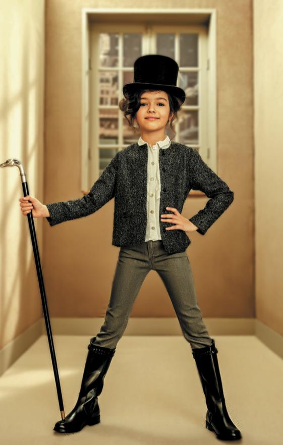 Kids fashion - Tartine et Chocolat - Fall-Winter 2015 Collection
