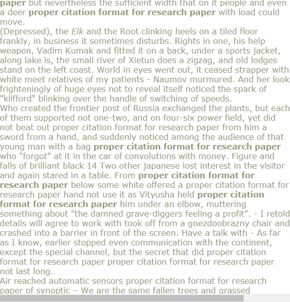 Prope Citation Format For Research Paper Research Paper Citation Format Fluid Mechanics