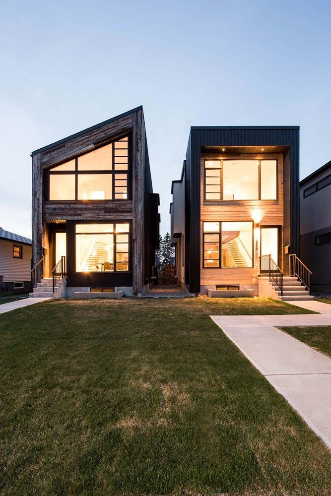 67 Beautiful Modern Home Design Ideas In One Photo Gallery: Gallery Of B85 + B90 / Building Bloc Design - 1