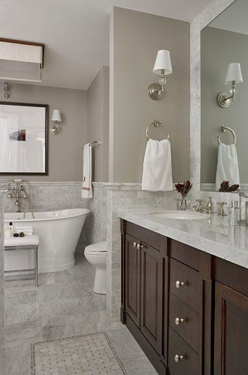Bathroom Flooring Options: Bathroom Floor Plan Options