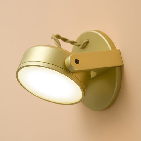 monocle lamp by rich brilliant willing - Google Search