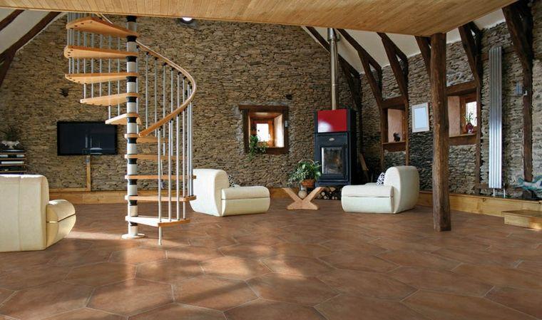 1001 + idee per pareti in pietra in tutti gli ambienti ...
