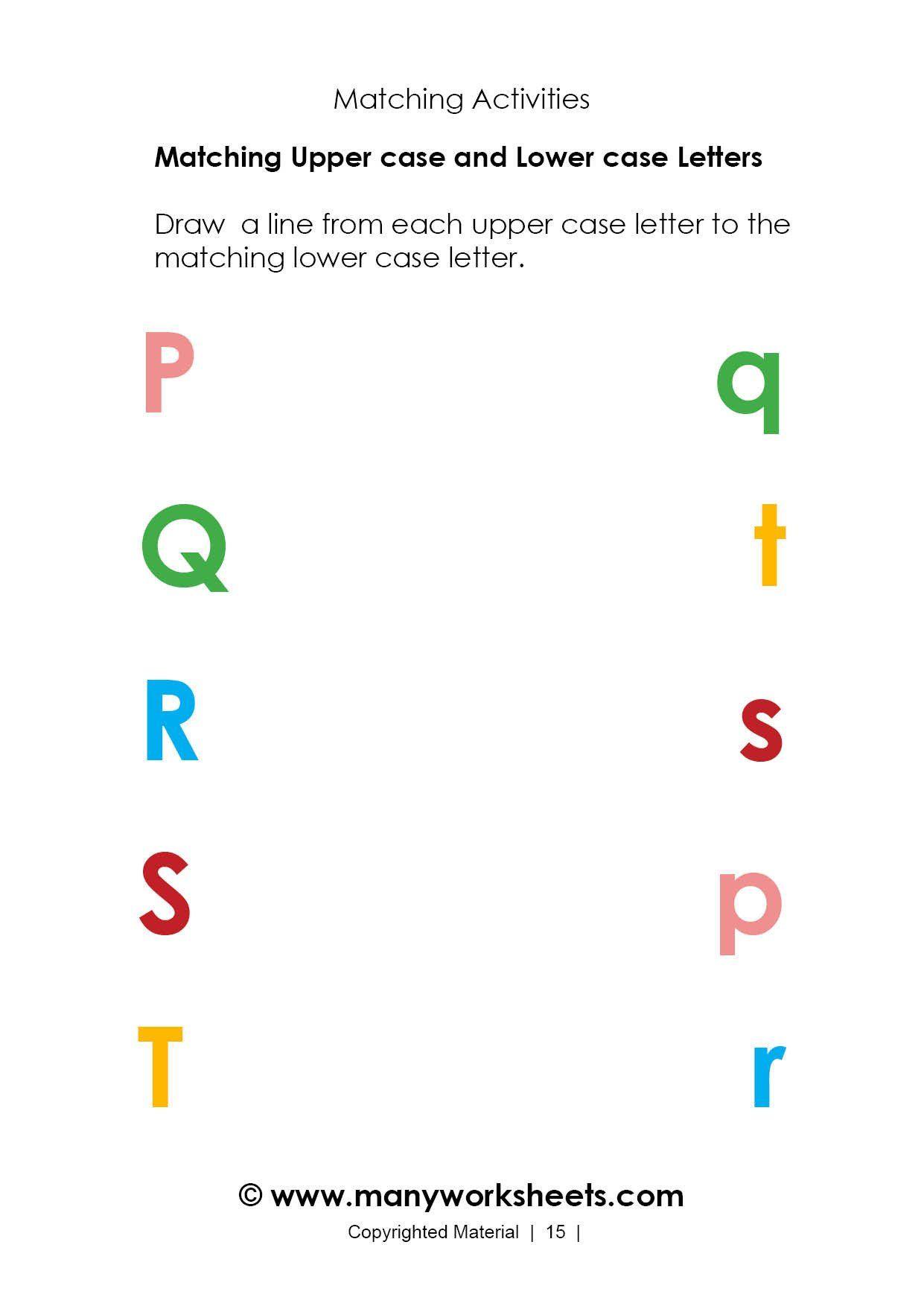Kindergarten Lowercase Letters Worksheets Kindergarten