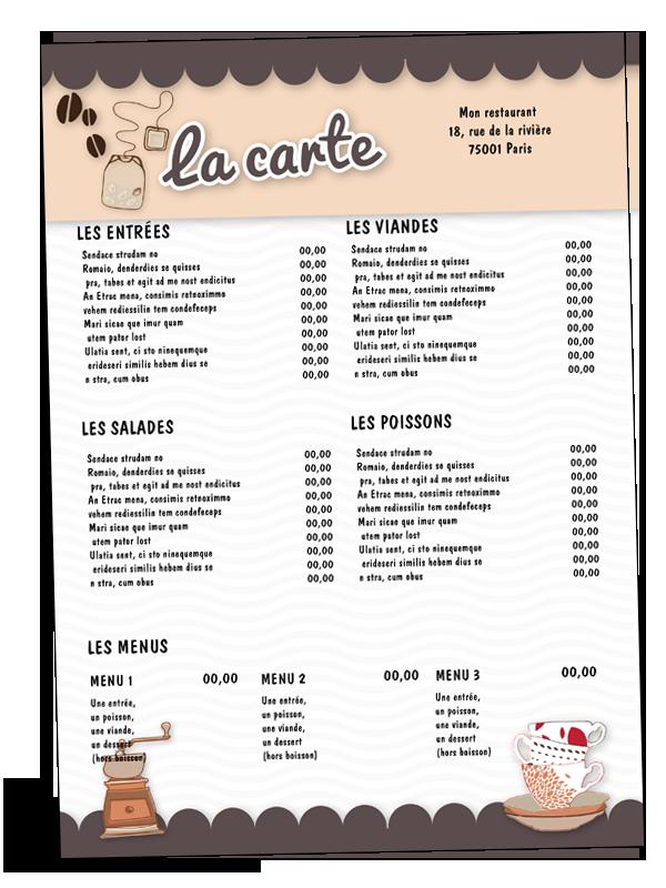 Plan De Mariage Grain Cafe