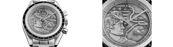 Omega's Speedmaster limited edition watch celebrates the last moon landing