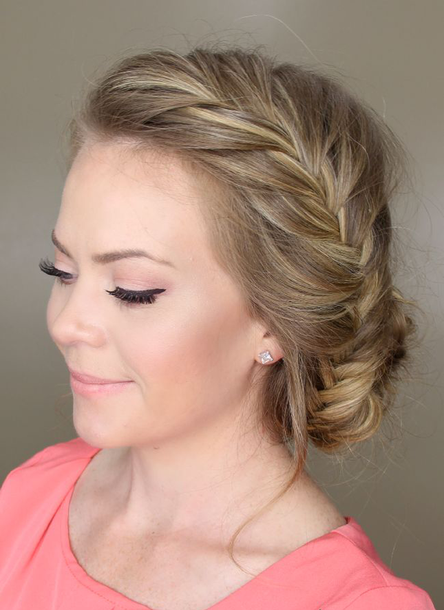 14 Ridiculously Easy 5 Minute Braided Hairstyles Easy Everyday Hairstyles Braided Hairstyles Updo Hair Styles