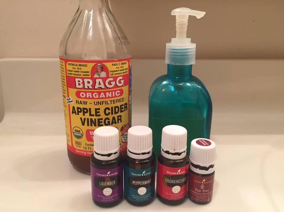 DIY Face Toner With YL Essential Oils Essential oils for