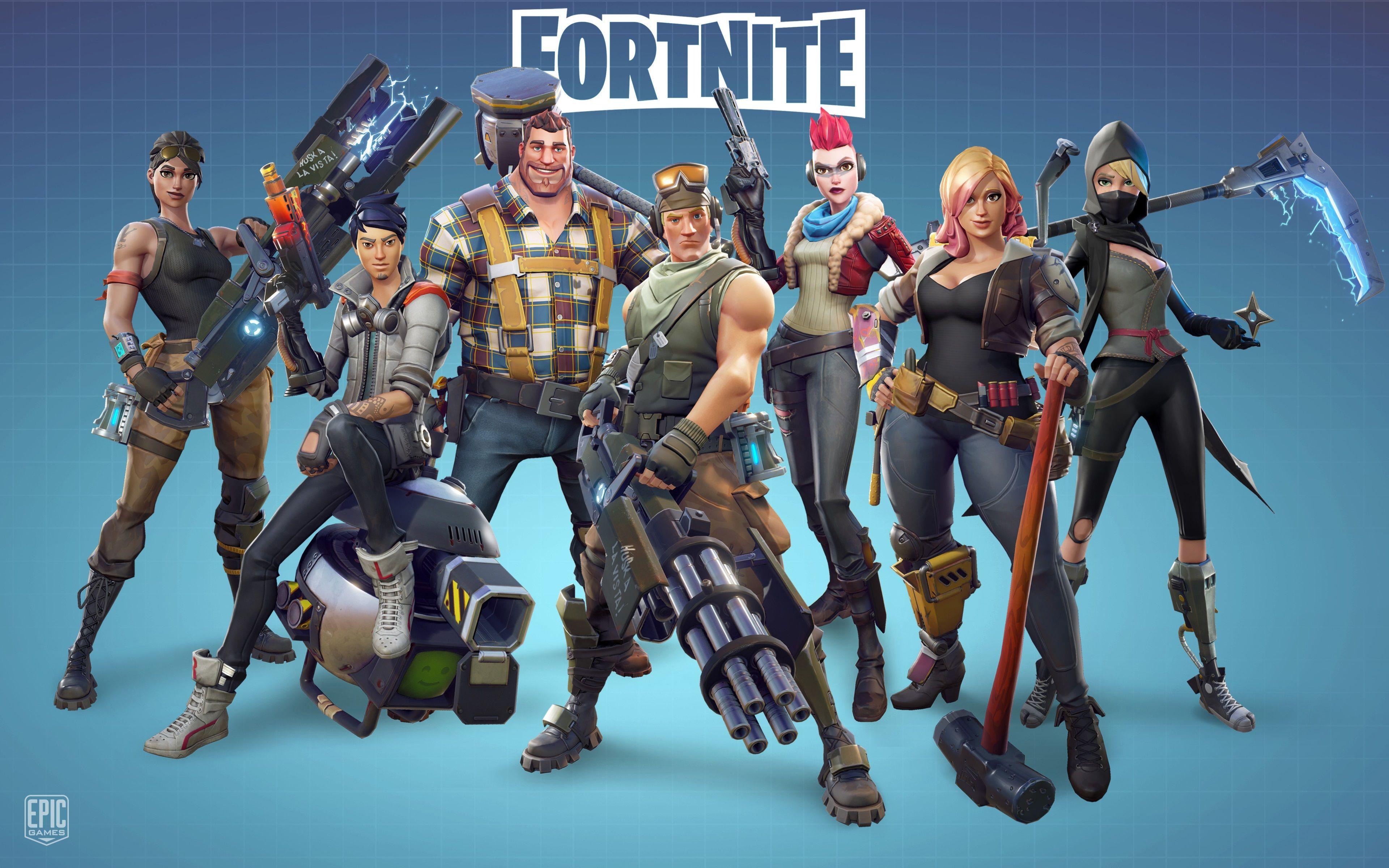 Wallpaper S Name 3840x2400 Fortnite 4k Full Hd Desktop Wallpaper Free Download Resolution 3840x2400 File Size 171 In 2020 Fortnite Battle Royale Game Gaming Posters