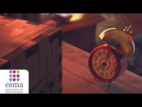 Clocky - ESMA 2015