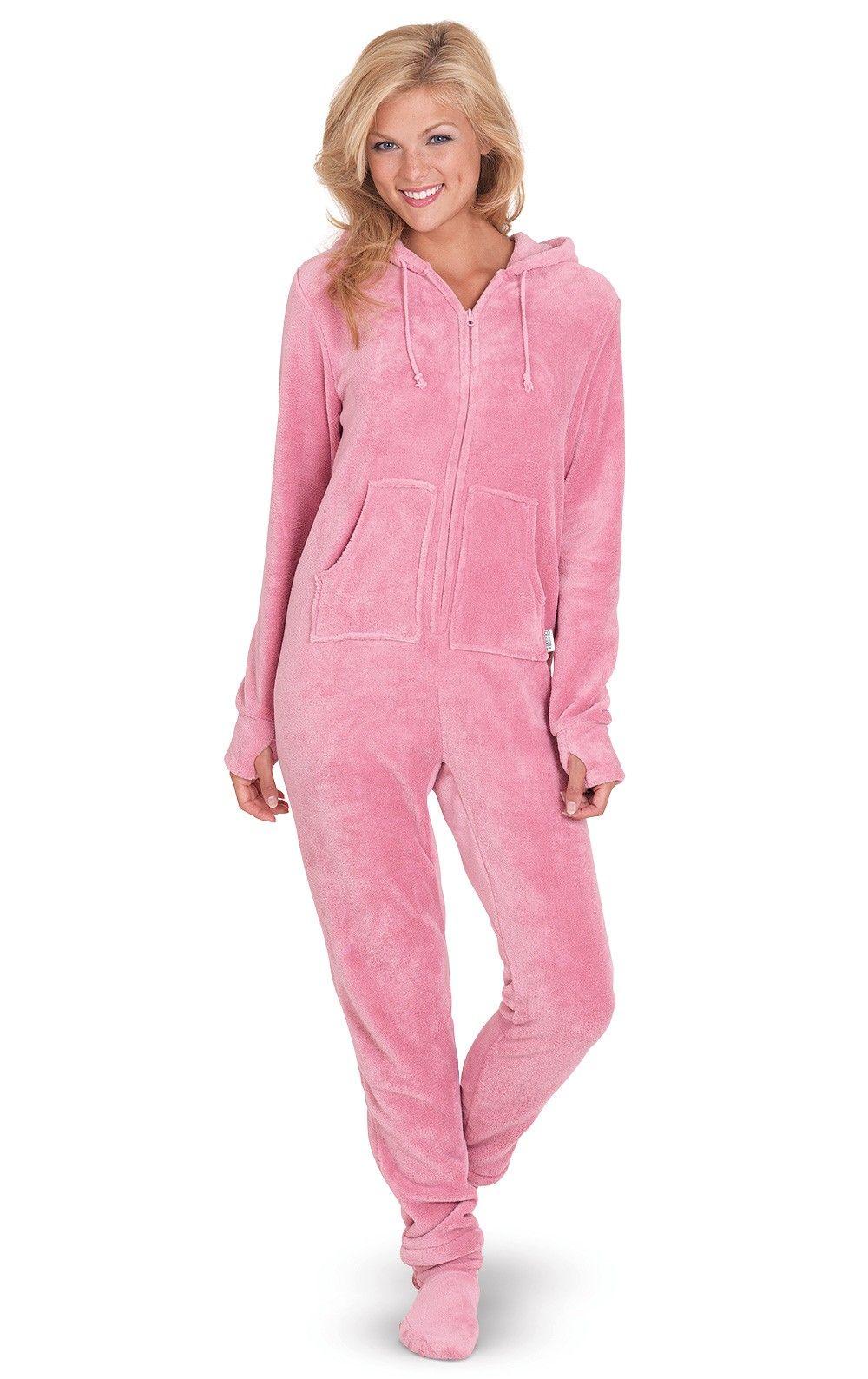 Hoodie-Footie™ - Pink  a6f700679