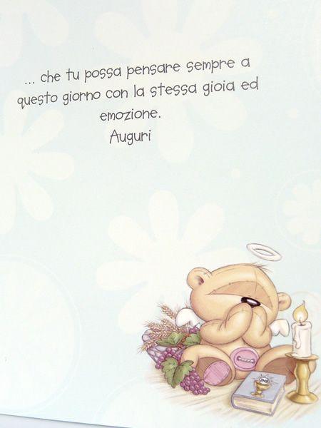 Prima comunione frasi cit pinterest for Frasi di auguri per la cresima