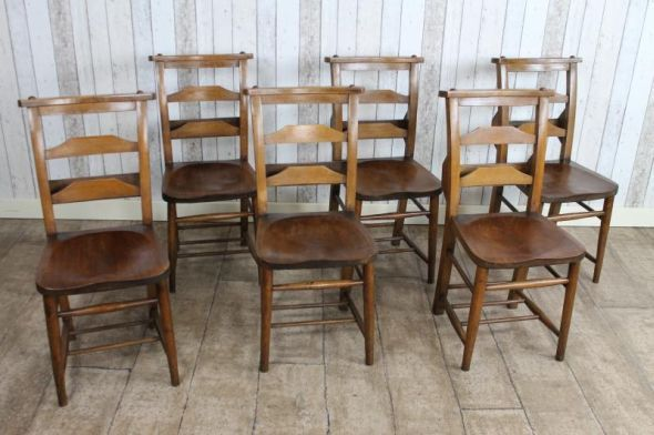 These old church chairs are a fantastic addition to our large section of  vintage and antique chapel chairs. These beautiful medium brown solid beech  and. - These Old Church Chairs Are A Fantastic Addition To Our Large
