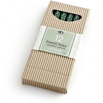 ForestChoice Carpenter Pencil Packaged