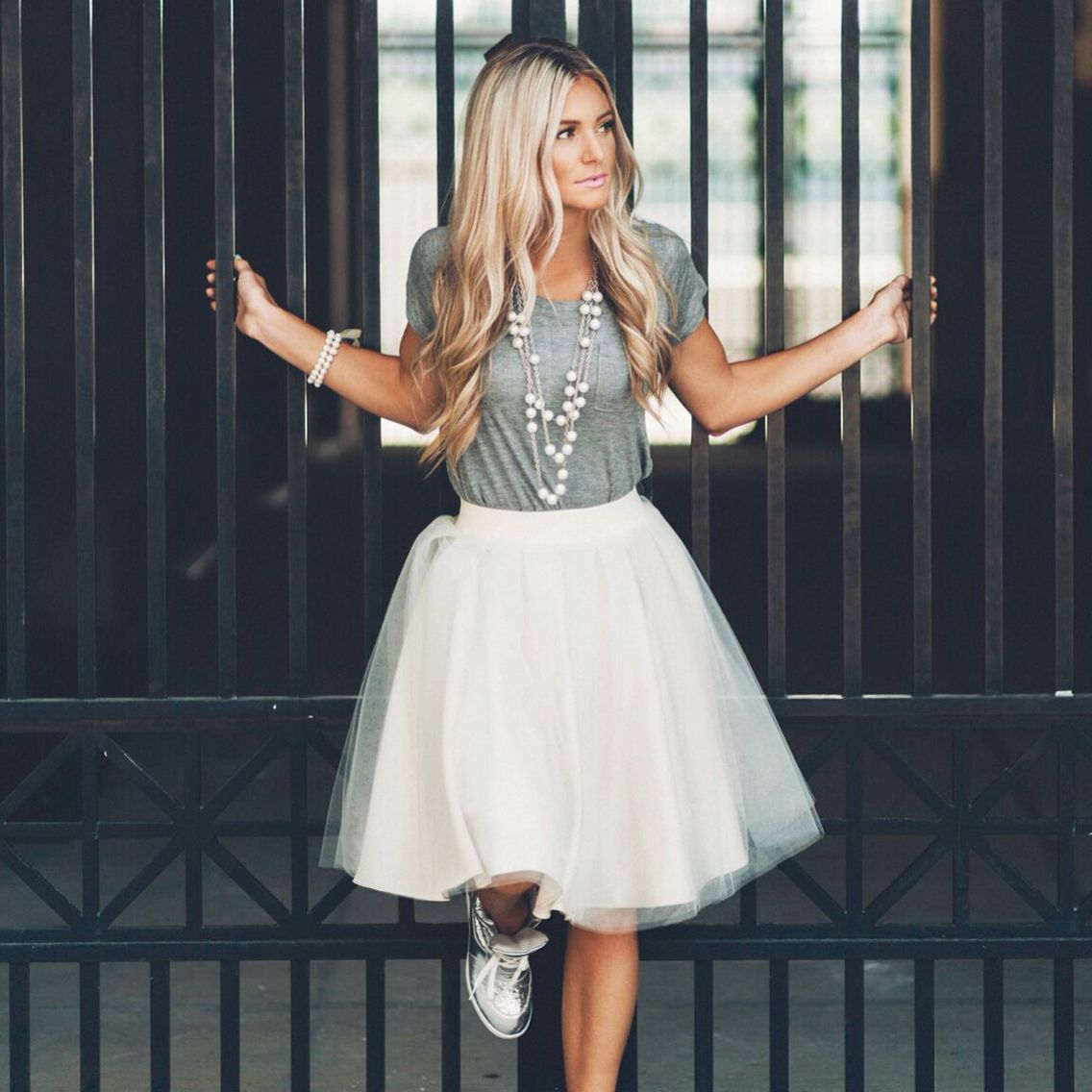cb5a03cf9 The Ashley | Tulle Dresses & Skirts | Shower outfits, Skirt outfits ...