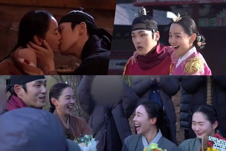 """Watch: Cast Of """"Mr. Queen"""" Film Final Scenes And Bid Farewell To The Drama"""