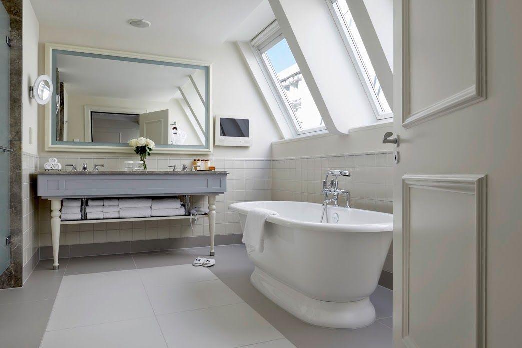 Klassieke badkamers blijven tijdloos mooi | Badkamer ideeën | Pinterest
