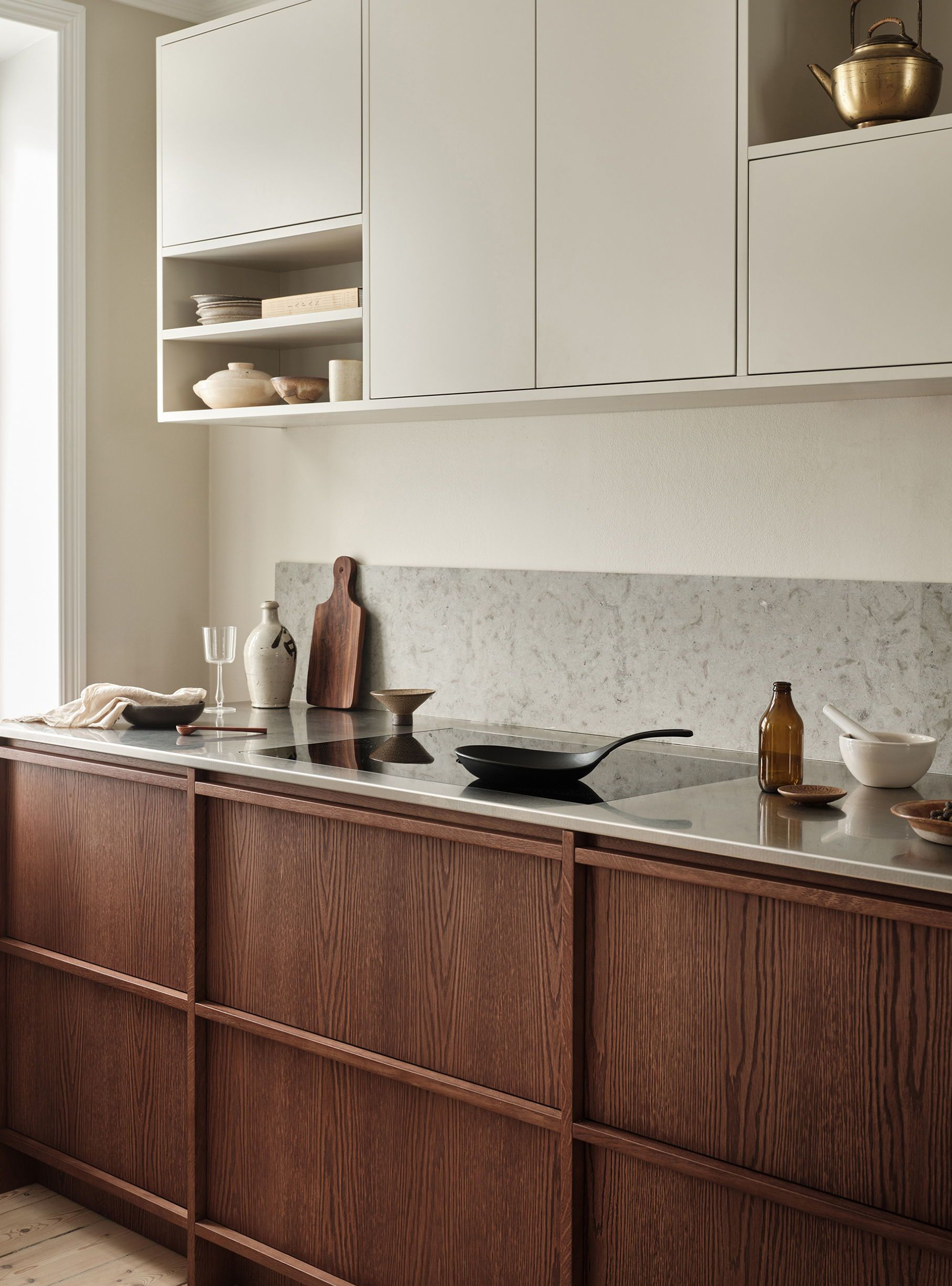 Photo of Award winning bespoke kitchens in Scandinavian design – Nordiska Kök