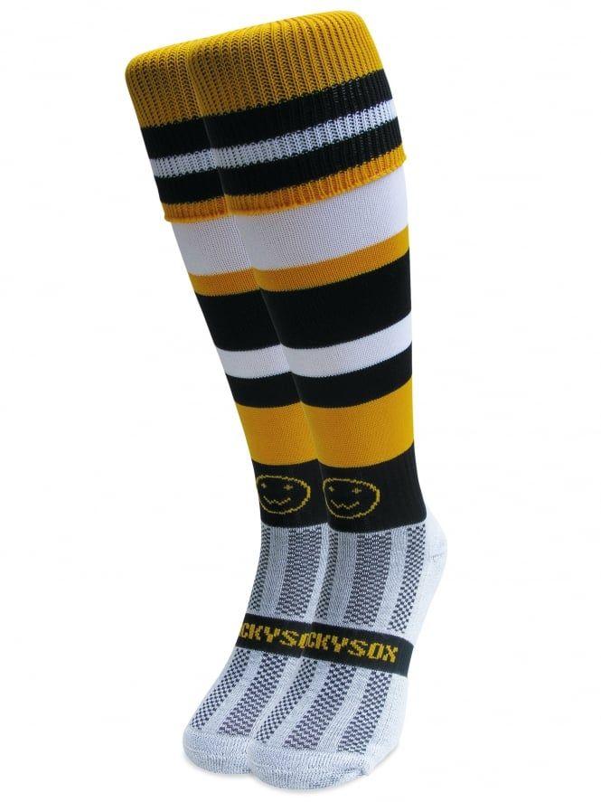 Pigs Do Fly WackySox Rugby Socks Hockey Socks
