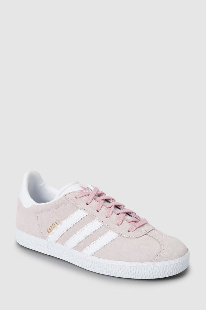 adidas Originals Pink Gazelle Youth Trainers | Products in