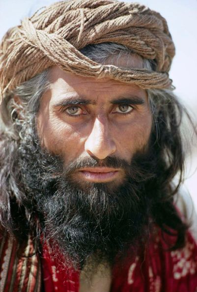 Afghan Portrait Portrait Face Interesting Faces