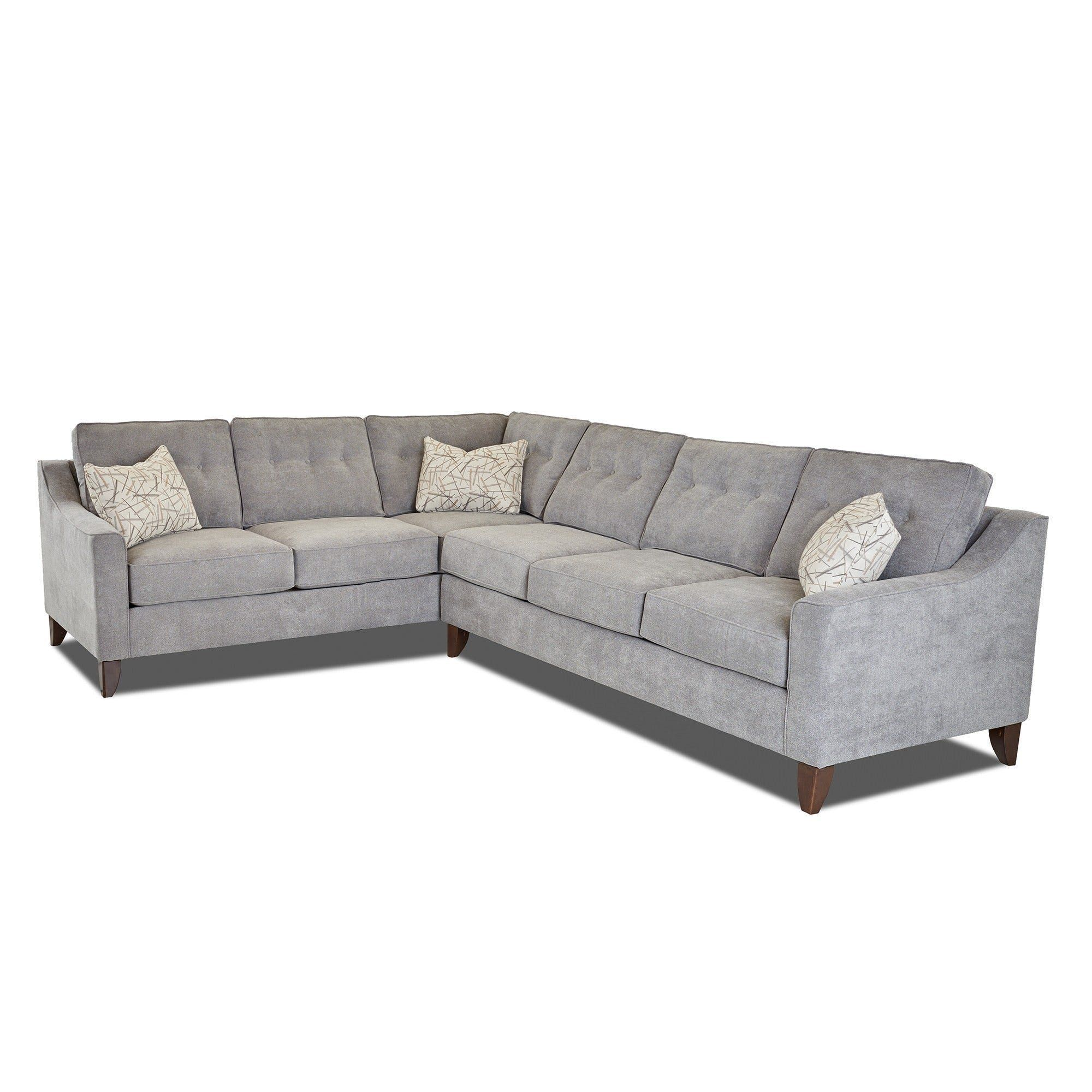 Audrina 2 Piece Sectional Bernie Phyl S Furniture By