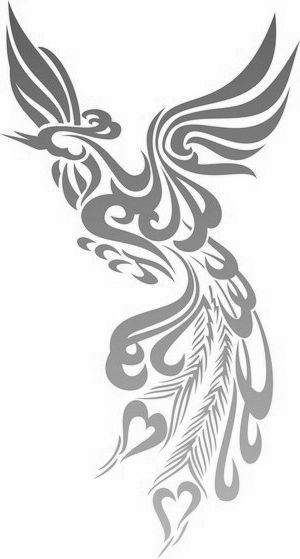 Tatouage Phoenix Recherche Google Rajski Ptak Tatuaże