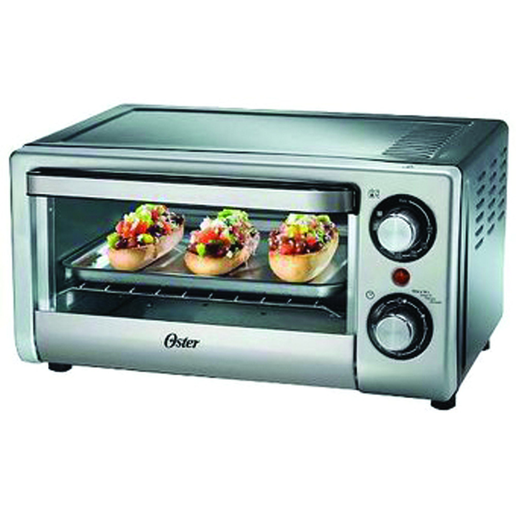 Oster Tssttv10ltb 4 Slice Toaster Oven 220 240 Volts 50 60hz
