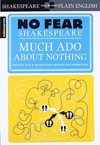 Much Ado About Nothing No Fear Shakespeare Wont Available Any Time So We Wil Ask Do You Really Want Reading Spark Notes Paraphrase Pdf Download