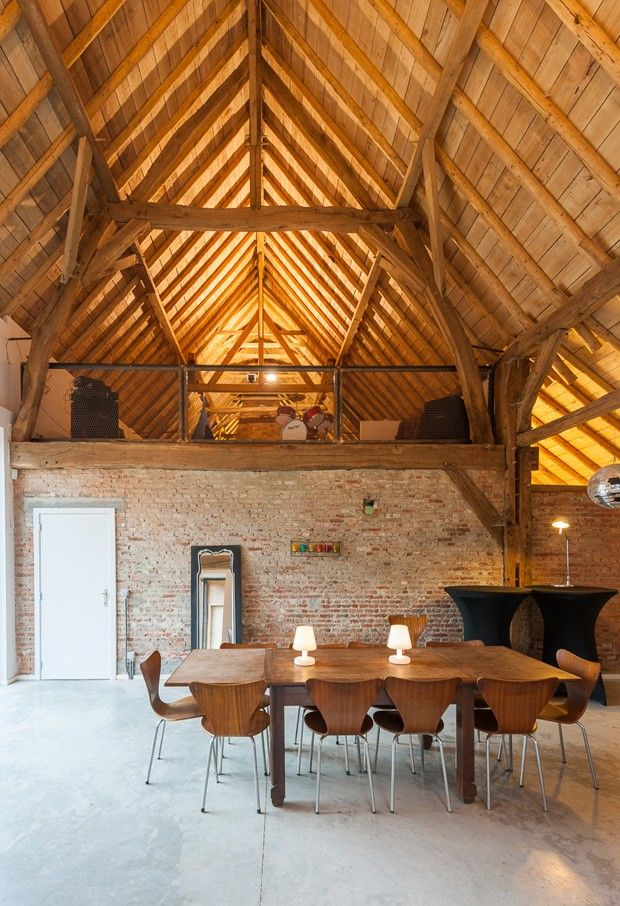 Old Farmhouse Par Van Staeyen Interieur Idees Maison Pinterest