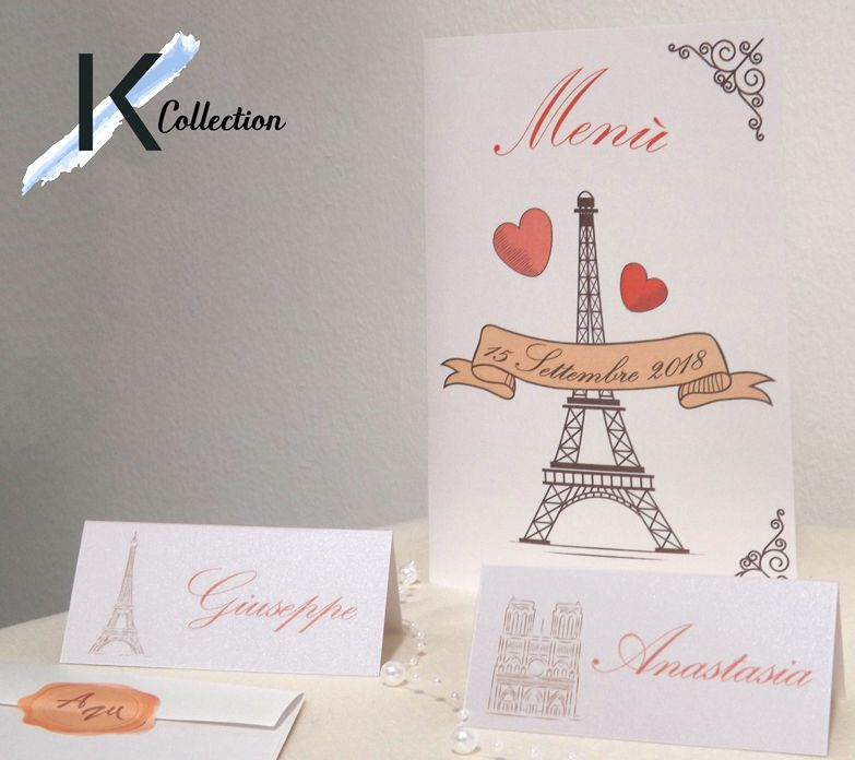 Matrimonio Tema Romantico : Tema parigi per questo matrimonio romantico abbiamo