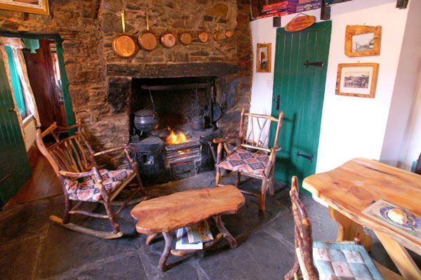 Irish Cottage Fireplaces
