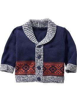Shawl-Collar Cardigan for Baby | Old Navy