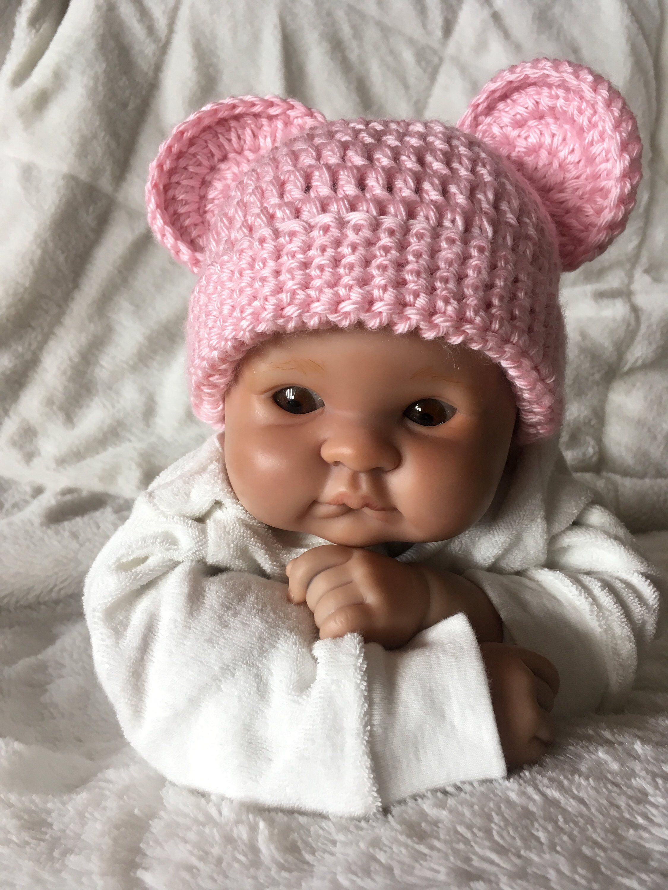 5b56f773369 Excited to share the latest addition to my  etsy shop  Baby Girl Beanie