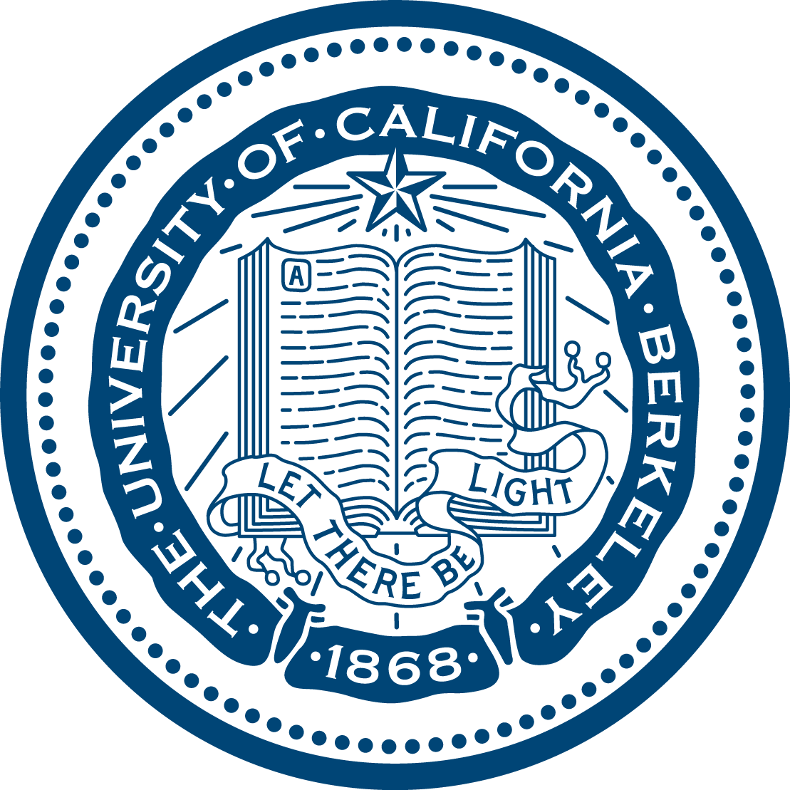 Berkeley University Of California Berkeley University University Of California Logo Outline [ png ]