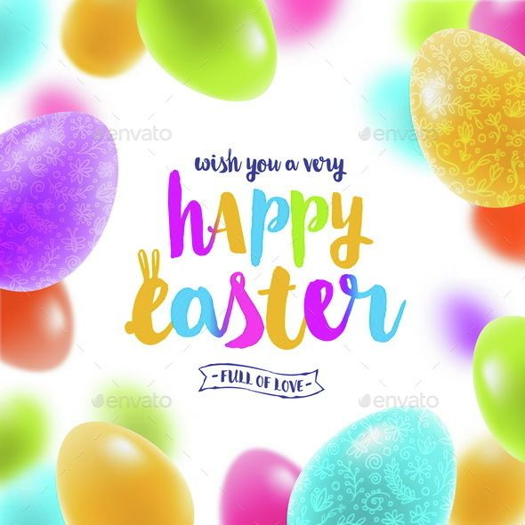 Easter Greeting Card  Easter Greeting Easter And Easter Greeting