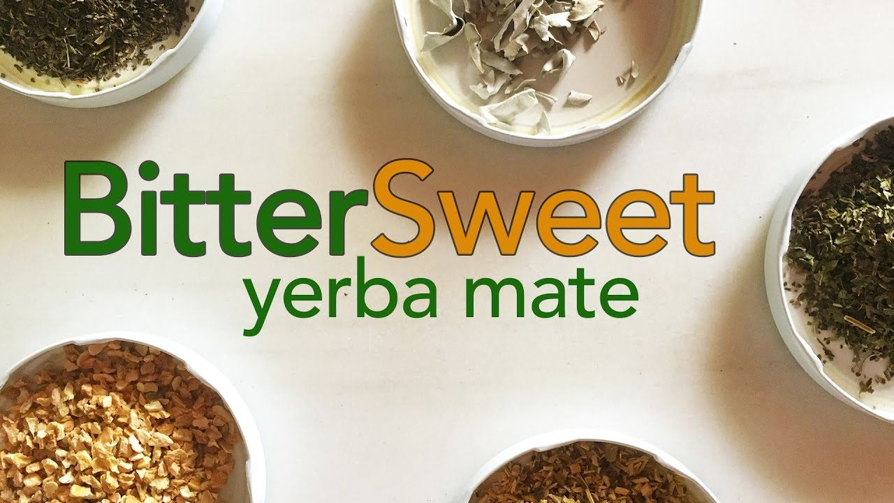 Yerba Mate too Bitter? Here's the Solution #yerbamate #tea ...