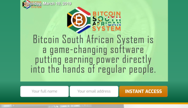 Bitcoin South African Style Review 100 Winning App Or Scam -