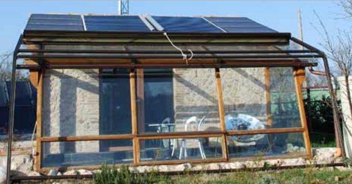 Ha costruito una casa senza contatori,senza utenze ne bollette,completamente autosufficiente! IL VIDEO http://www.jedanews.it/blog/tecnologia/casa-autosufficiente-senza-bollette/