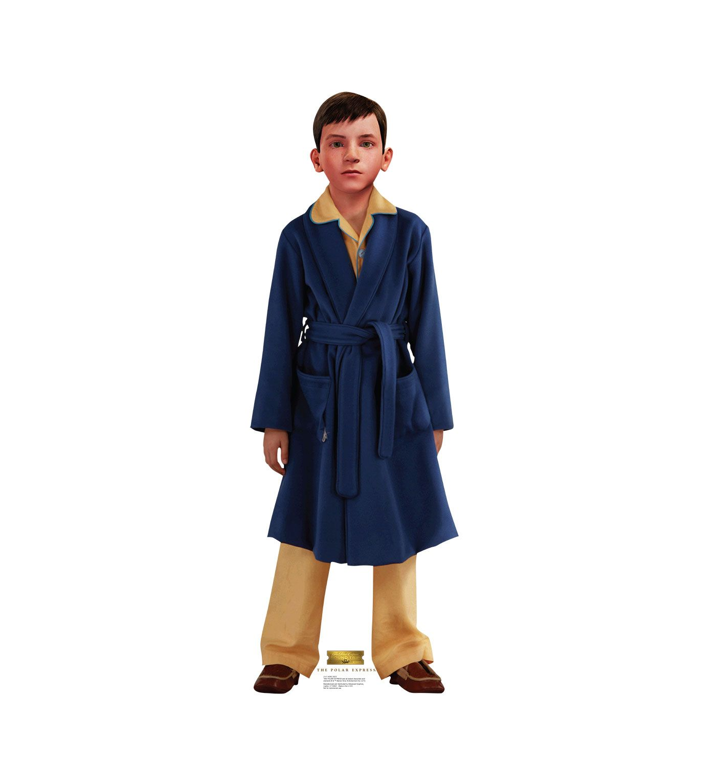 i used this character from the polar express and i would say he s