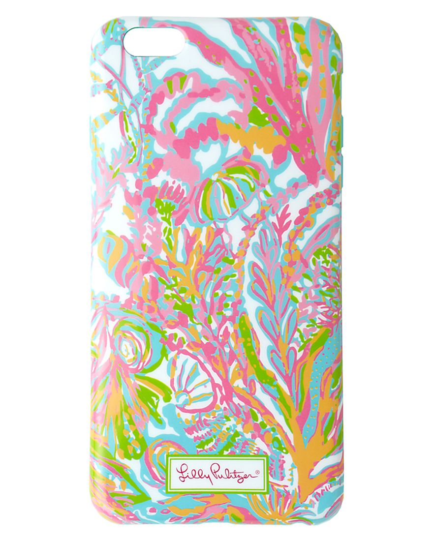 LILLY PULITZER - IPHONE 6 PLUS COVER