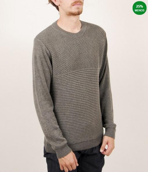 25% de descuento en Suéter pesado para Caballero, en LOB. Vigencia al 20-11-2014. #PromoMap #promocion #promo #moda