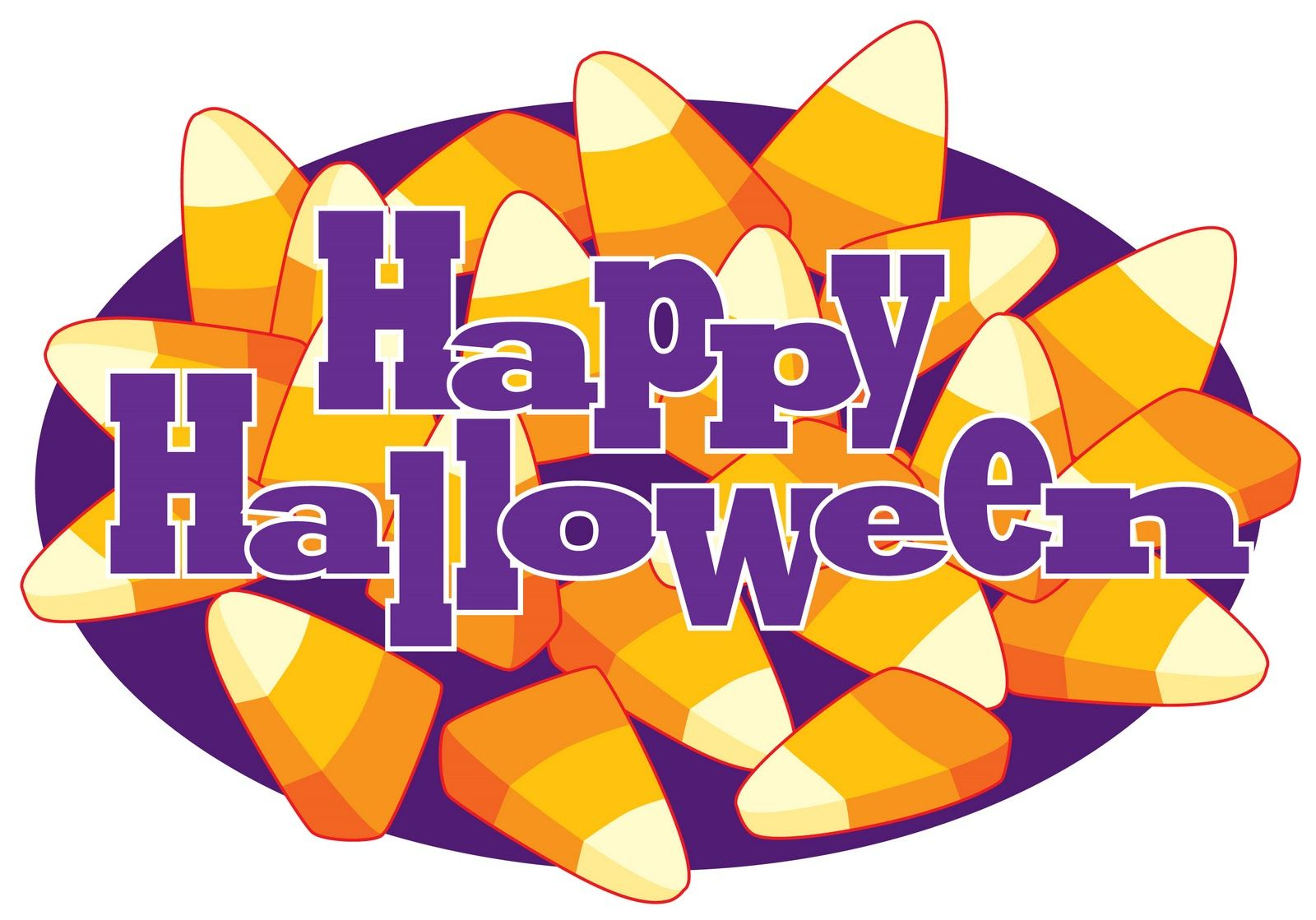 Gentil Happy Halloween Clipart   Free Large Images