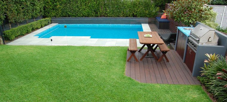 Backyard swimming pool designs swimming pool design for Pool design northern beaches