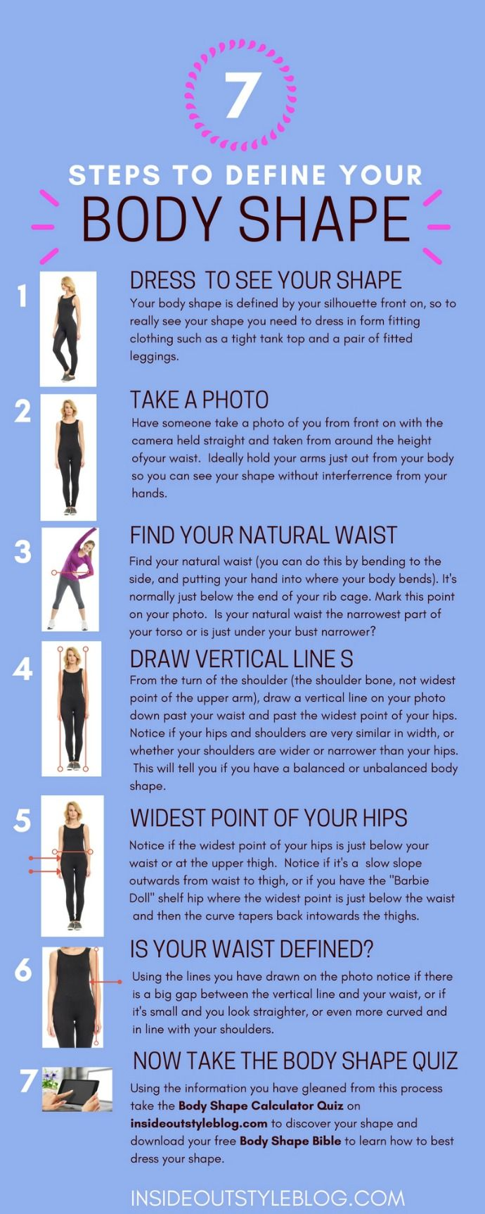 da1ef79cc356 Understanding Your Body Shape - do the body shape calculator quiz and  discover your shape then